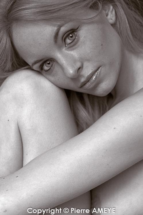 pierre ameye,blonde,yeux clairs,lèvres