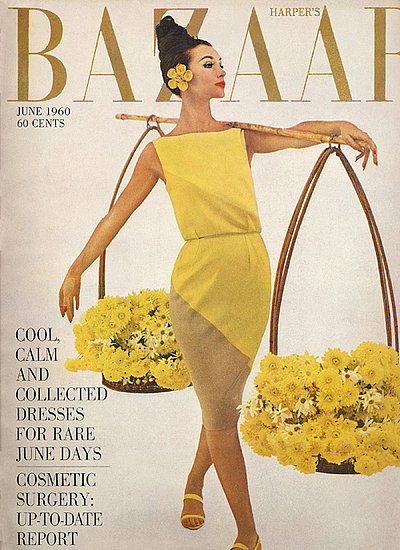harper's bazaar,mode,juin,1960