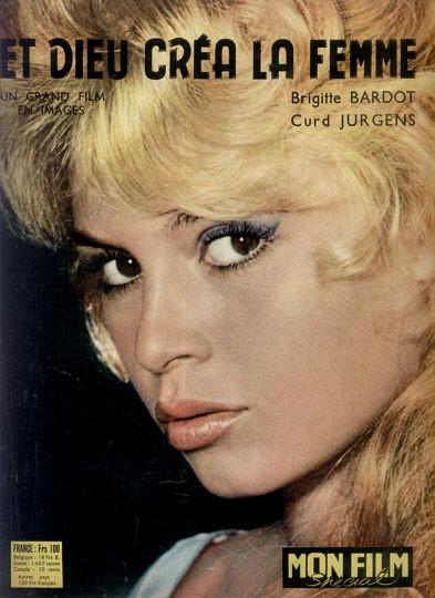brigitte,bardot,vadim,trintignant,jürgens,et dieu créa la femme,film,cinéma,mambo