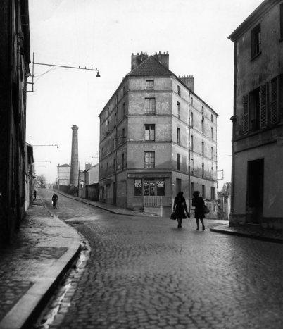 Robert Doisneau,Erik Satie,Arcueil