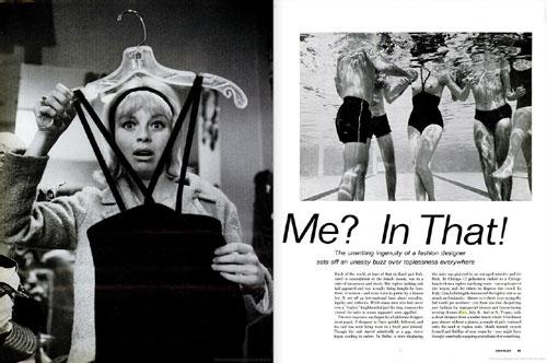 Life magazine,10 juillet 1964,july 10 1964,gernreich,dayle,schutzer