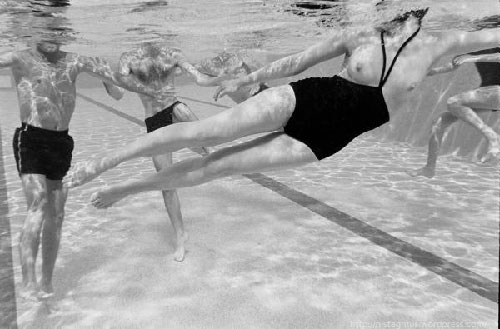 daphne dayle,paul schutzer,piscine molitor,life magazine
