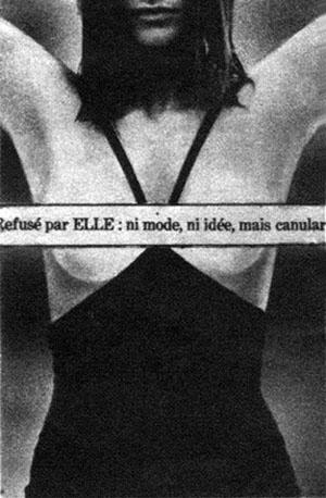 magazine Elle,monokini,gernreich