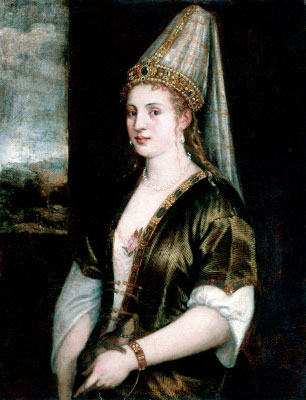 sultana rossa,titien,roxelane,roksolana,ringling museum