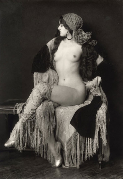 virginia biddle,alfred cheney johnston,topless,vintage,pinup,ziegfeld