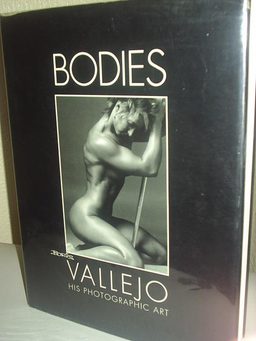 boris vallejo,bodies