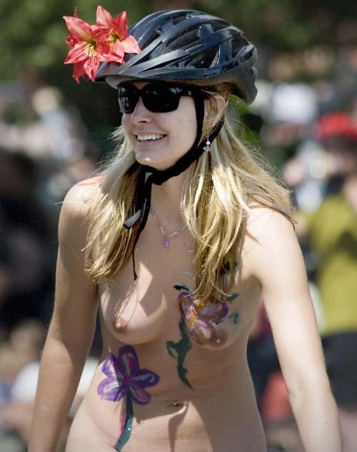 fremont solstice nudisme vélo