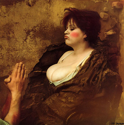 jan saudek,the matrimony