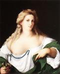 Femme blonde - National Gallery, Londres