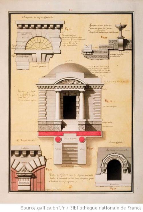 lequeu,porte,temple