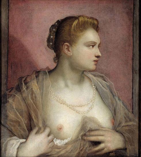 Le Tintoret, Tintoretto, Veronica Franco