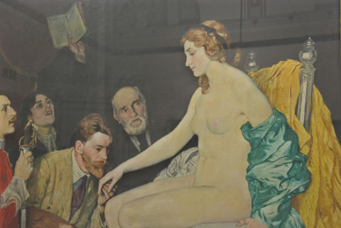 adoration, william strang