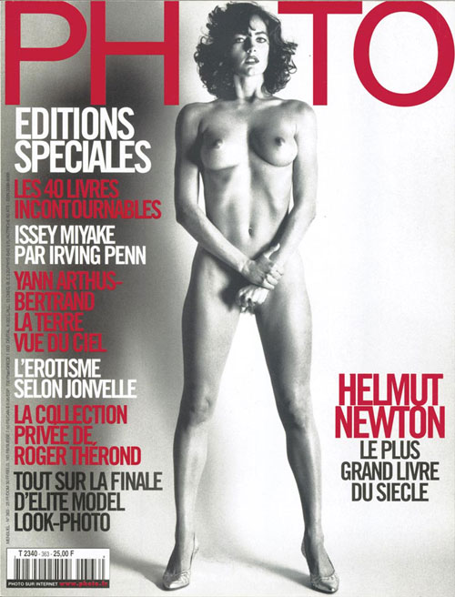couverture,photo,363,helmut newton