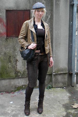 Rachel freire, Vogue