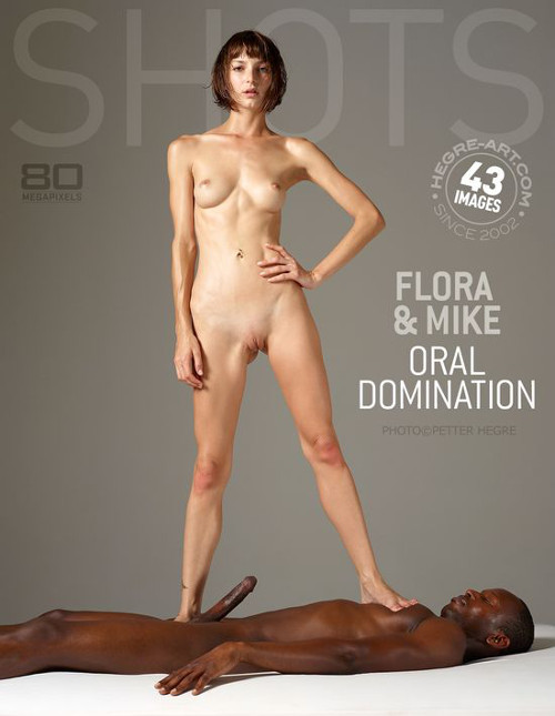 1 flora and mike by hegre