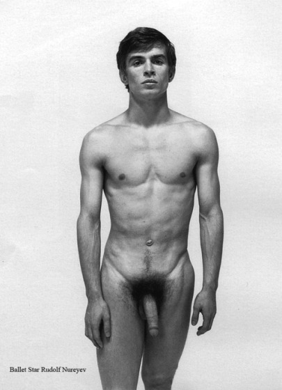 Rudol Nureyev par Richard Avedon - 1961 - Source :
