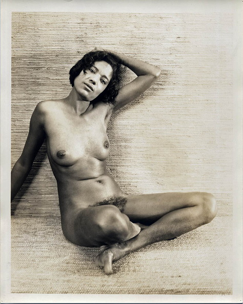 exotic nude